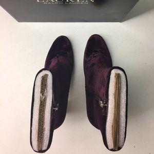 Lauren Ralph Lauren Shoes - Lauren Ralph Lauren Mid Calf Boot 8M